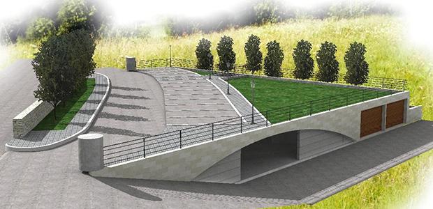 Autorimessa Garibaldi « aduepiù | architettura | & | design